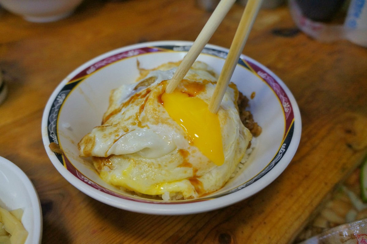 Eating in Taipei, on a budget